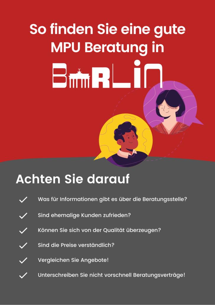 MPU Vorbereitung Training Coaching Medizinisch Psychologische Untersuchung