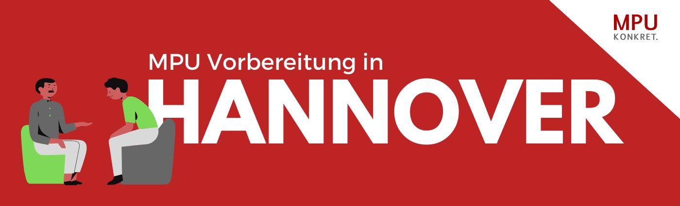 MPU Coaching Training Beratung Hannover Niedersachsen