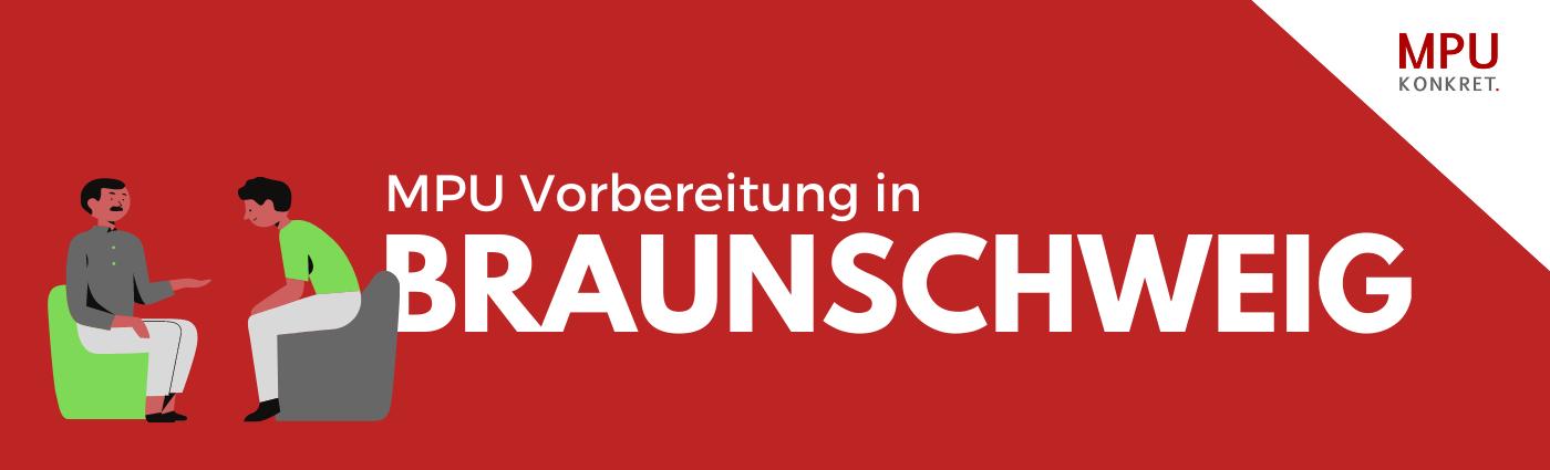 MPU Vorbereitung Braunschweig Niedersachsen
