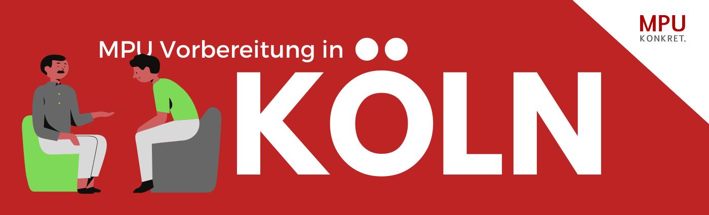 MPU Vorbereitung Köln Nordrhein-Westfalen
