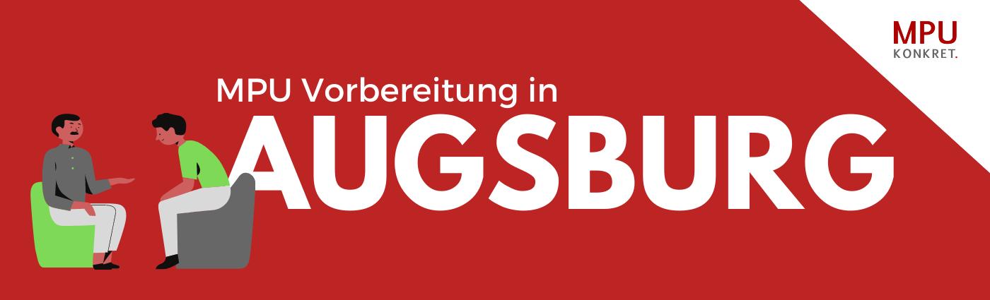 MPU Beratung Augsburg