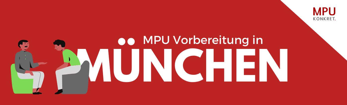 MPU Beratung Training Coaching München Bayern