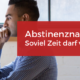 Abstinenzprogramm Medizinisch Psychologische Untersuchung