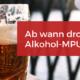 Medizinisch Psychologische Untersuchung Alkohol