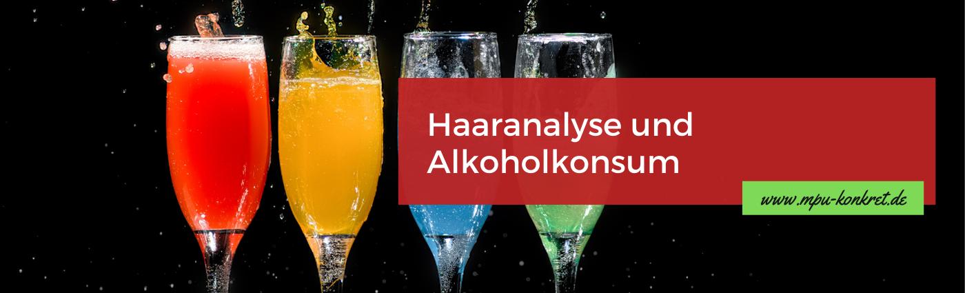 Abstinenznachweis Alkohol Haaranalyse Urinkontrolle