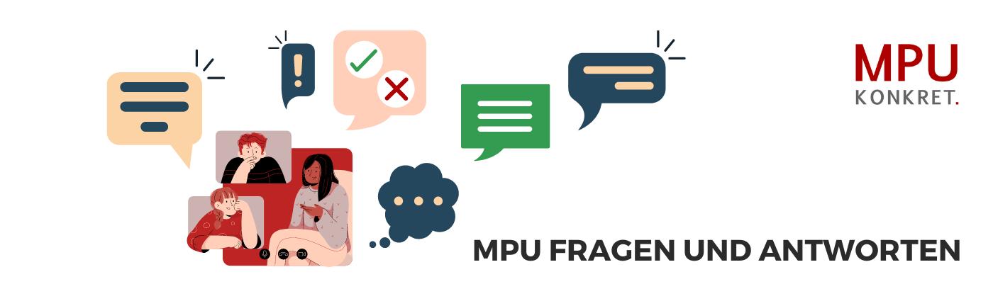 MPU Fragen richtige Antworten Beispielfragen Medizinisch Psychologische Untersuchung