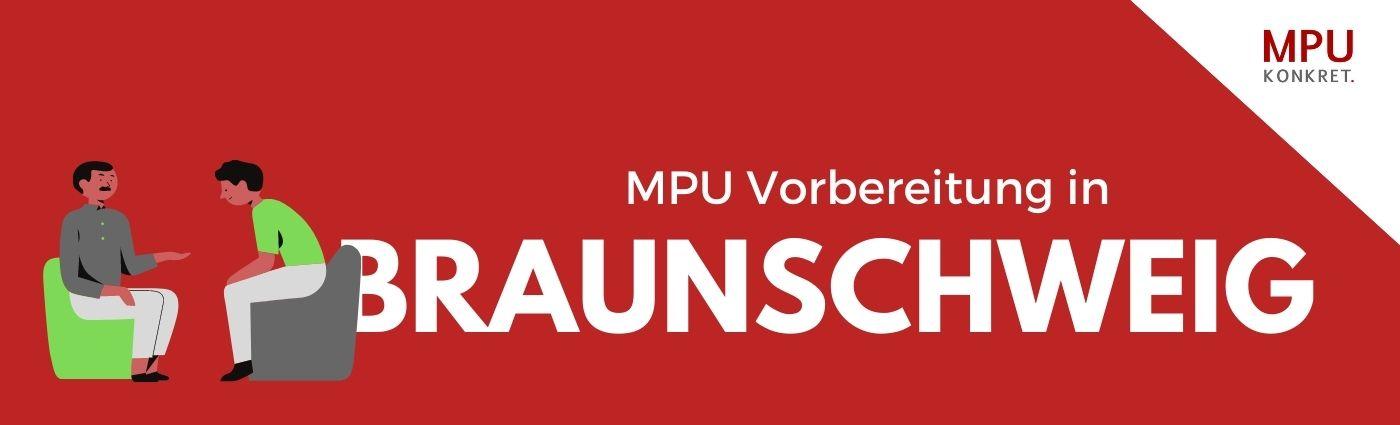 MPU Beratung Braunschweig Niedersachsen