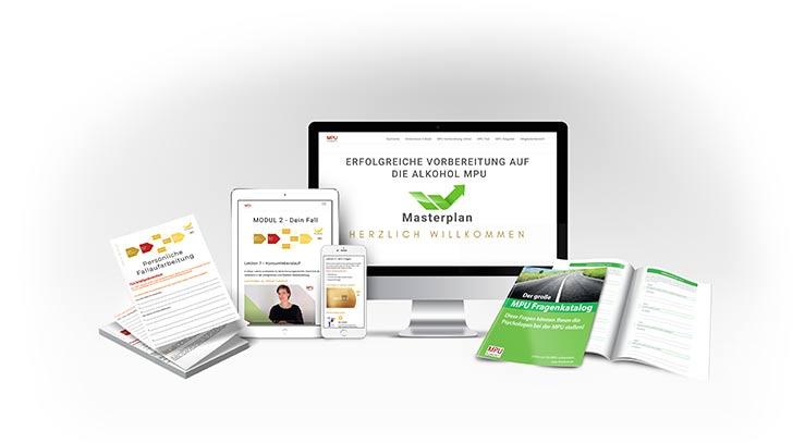 MPU Vorbereitung online auf die MPU wegen Alkohol